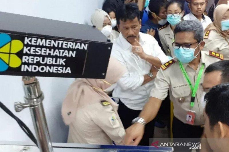 Antisipasi penularan virus Corona, penerbangan China-Batam dihentikan