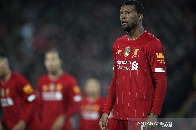 Komentar Wijnaldum munculkan spekulasi masa depannya bersama Liverpool