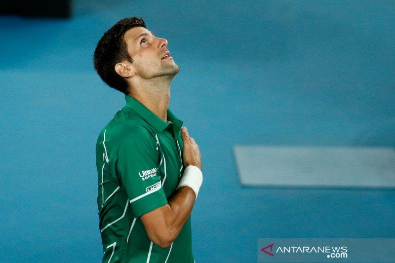 Djokovic siap berjuang keras pertahankan dominasinya atas Federer