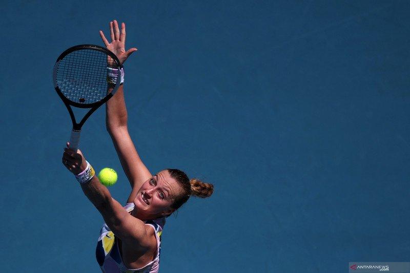 Kvitova ogah tampil di Grand Slam jika tanpa penonton