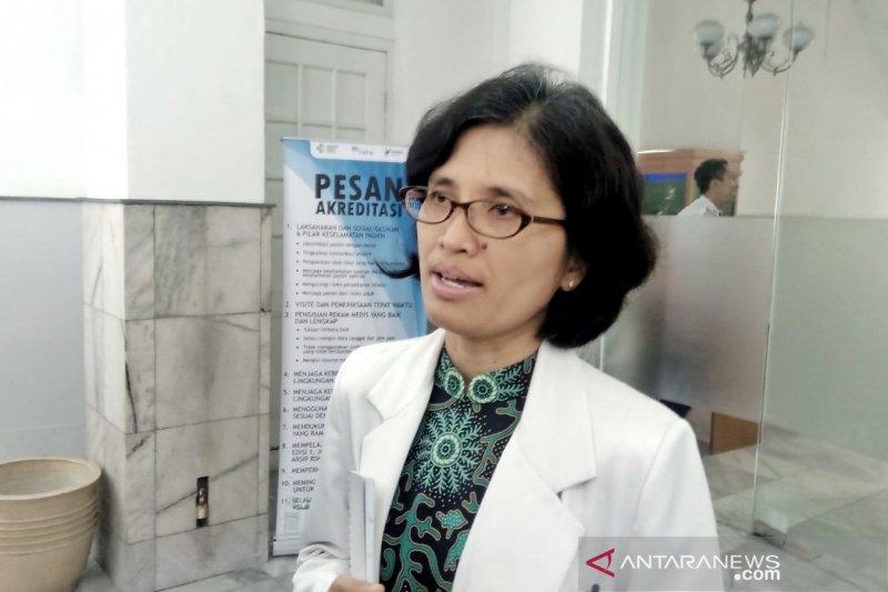Kondisi pasien asal Tiongkok yang diisolasi di RSHS Bandung membaik
