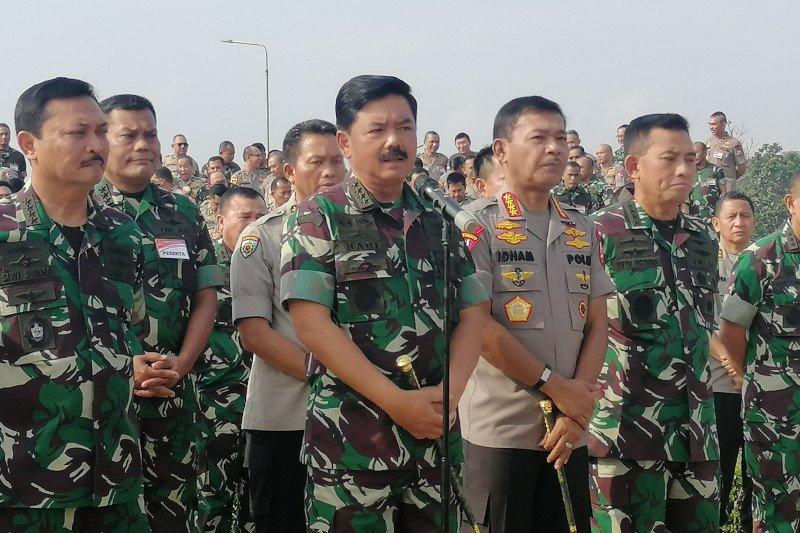 TNI-Polri siap mengamankan PON 2020 di Papua