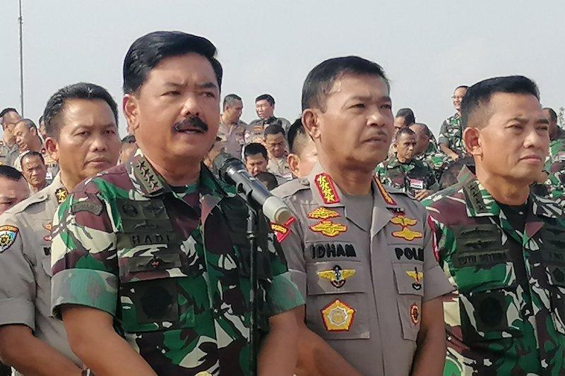 Panglima TNI ingatkan prajurit tak berpolitik praktis pada Pilkada 2020