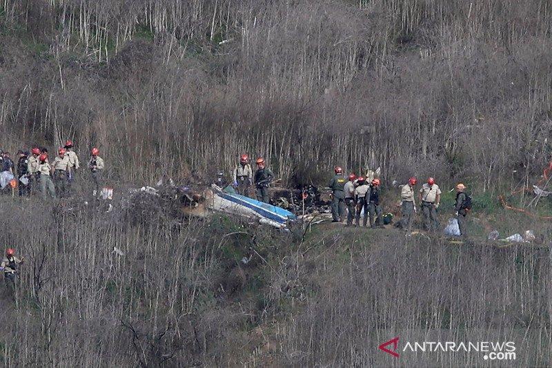 Perusahaan helikopter yang tewaskan legenda NBA Kobe Bryant dituntut