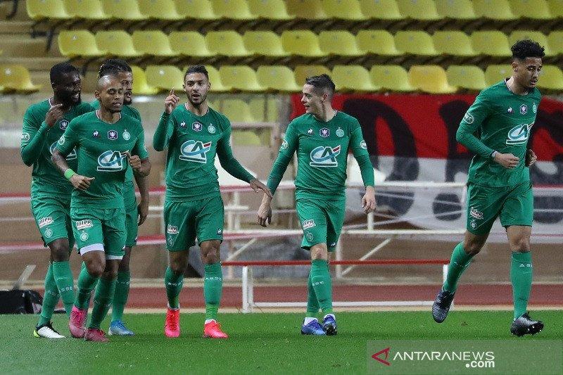 Saint-Etienne kalahkan Monaco 1-0