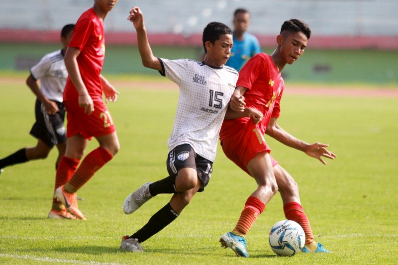 Timnas U16 uji coba lawan dua tim lokal di Jatim