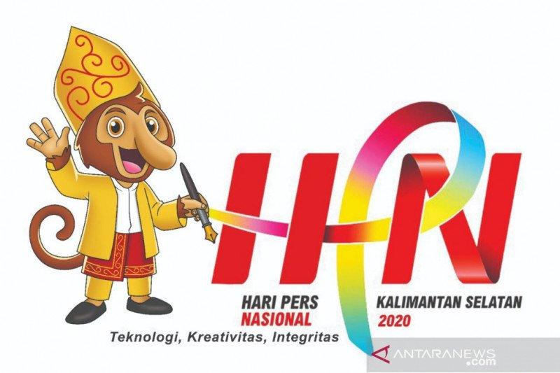 Hadiri HPN, Presiden Jokowi tanam pohon dan resmikan hutan pers