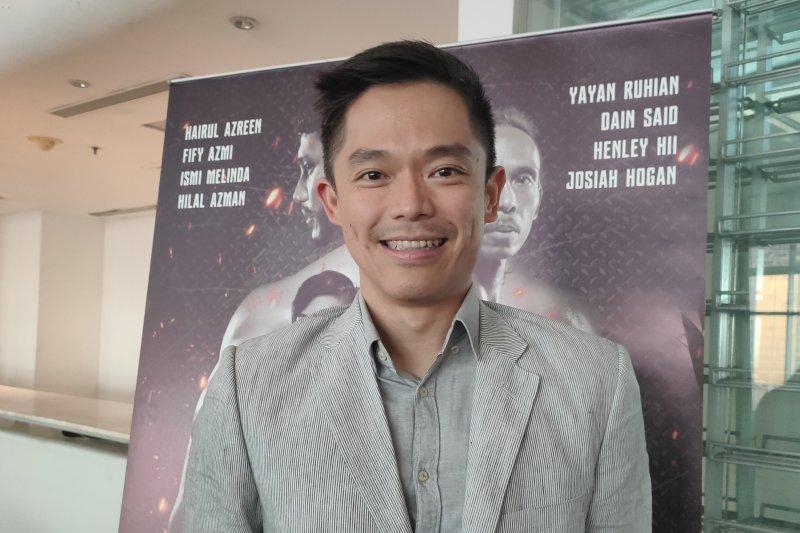 """Sutradara Adrian Teh kembali buat film """"action"""""""