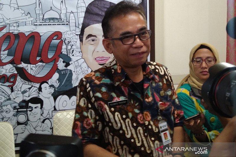 Vaksinasi tahap pertama di Jawa Tengah sasar 31.255 nakes