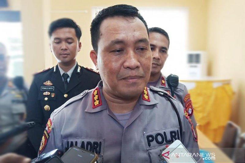 Gelar kumpul-kumpul di Palangka Raya, siap-siap dibubarkan polisi