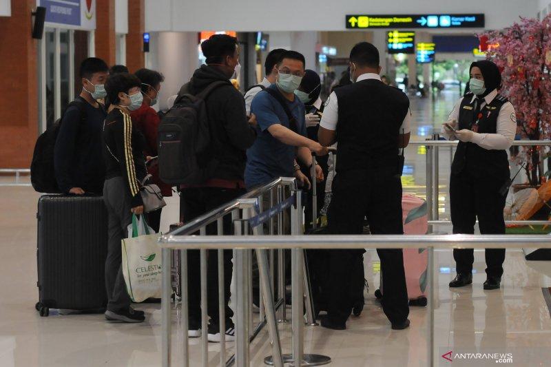 Maskapai di berbagai negara hentikan penerbangan ke China