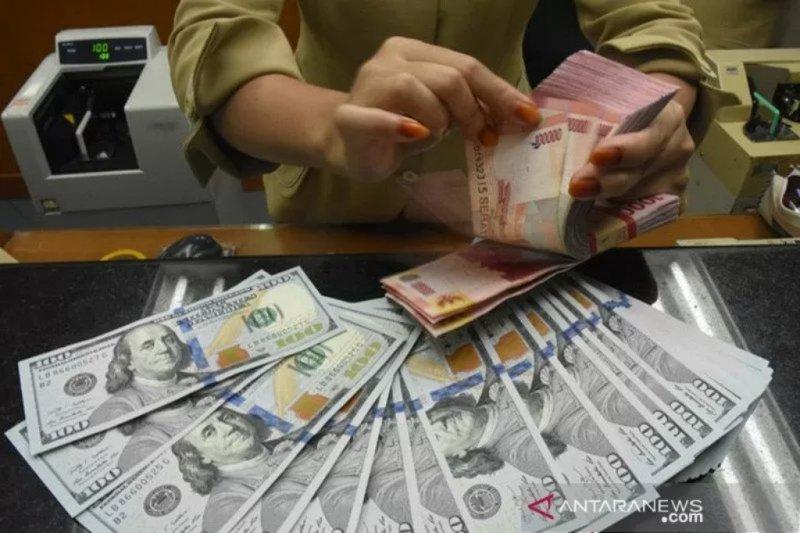 Rupiah Kamis pagi menguat 11 poin ke posisi Rp14.519 per dolar AS