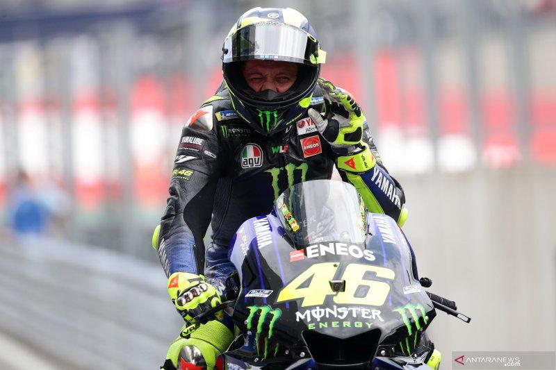 Rossi-Vinales kenalkan YZR-M1 untuk musim MotoGP 2020 di Sirkuit Sepang