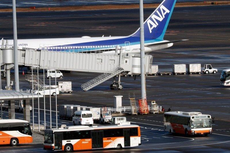 Pengidap virus korona di Jepang bertambah lagi