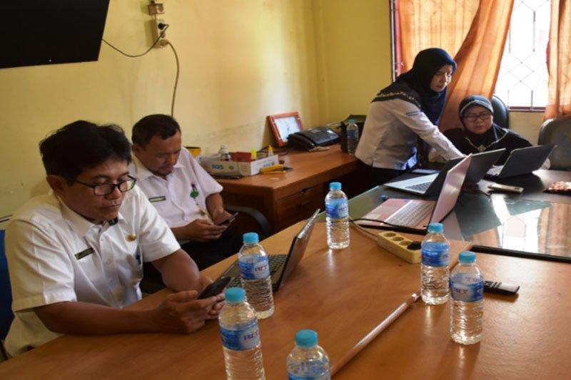 Wujudkan SPBE, Pemkab Kapuas terapkan tanda tangan sistem digital