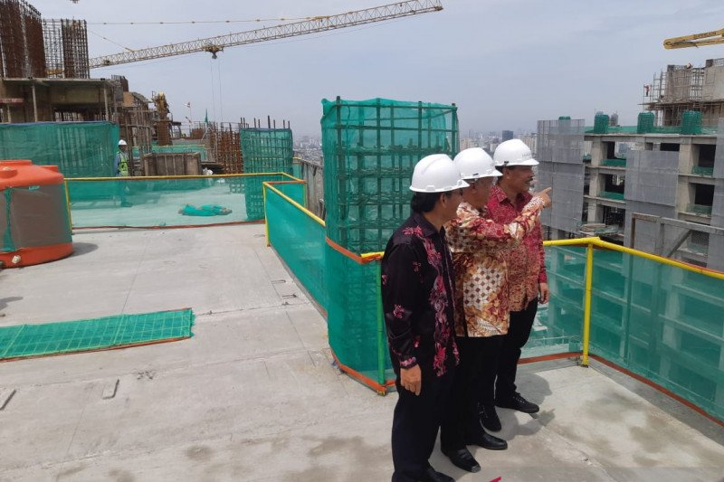 Berkah banjir Jakarta, pembelian apartemen terdongkrak