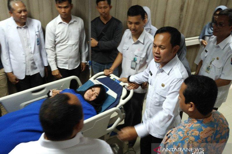 Bima Arya: Pembangunan ruang rawat inap kelas 3 RSUD Kota Bogor ada dinamika