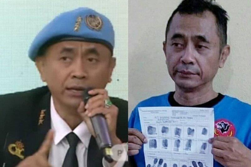 Tiga petinggi Sunda Empire diancam 10 tahun penjara