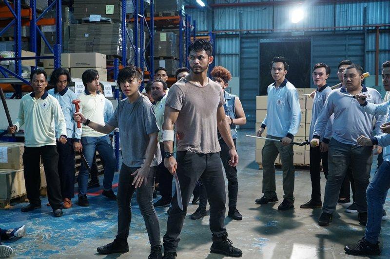 """""""Wira"""", film kolaborasi Malaysia-Indonesia yang penuh aksi mendebarkan"""