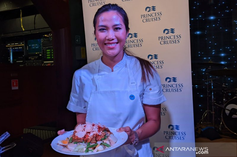 Resep gado-gado ala Diana Chan, juara Masterchef Australia