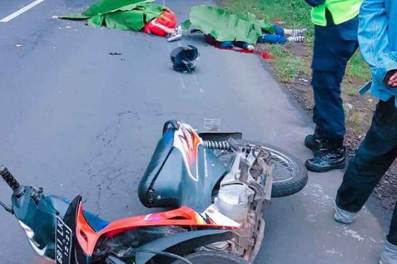 Ibu dan anak korban tabrak lari di Temanggung meninggal