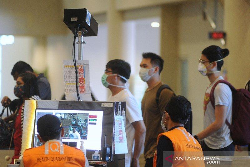 86 penerbangan Bali-China dibatalkan terkait virus Corona baru