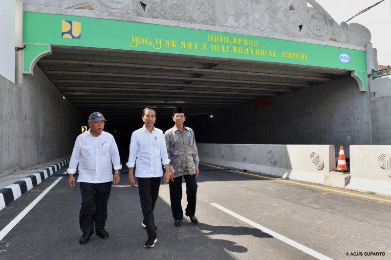 Kemarin, evakuasi WNI di Wuhan China hingga peresmian underpass Bandara YIA