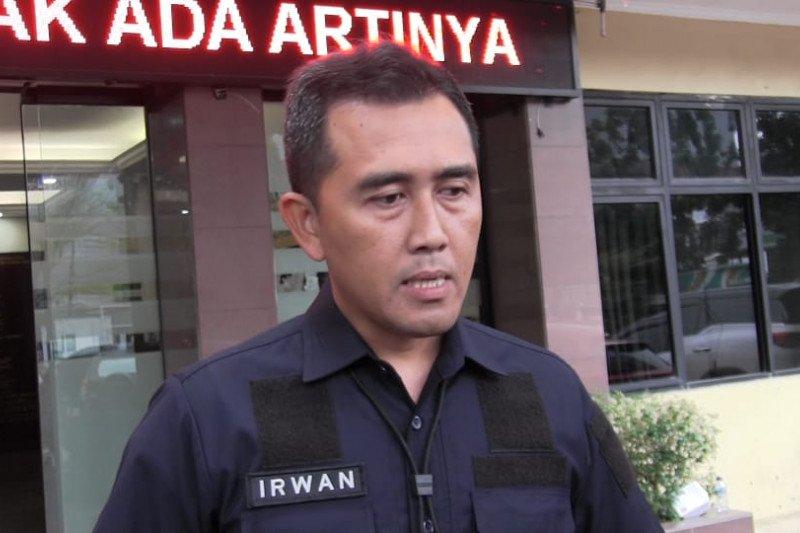 Nikita Mirzani ditahan di Polres Jaksel