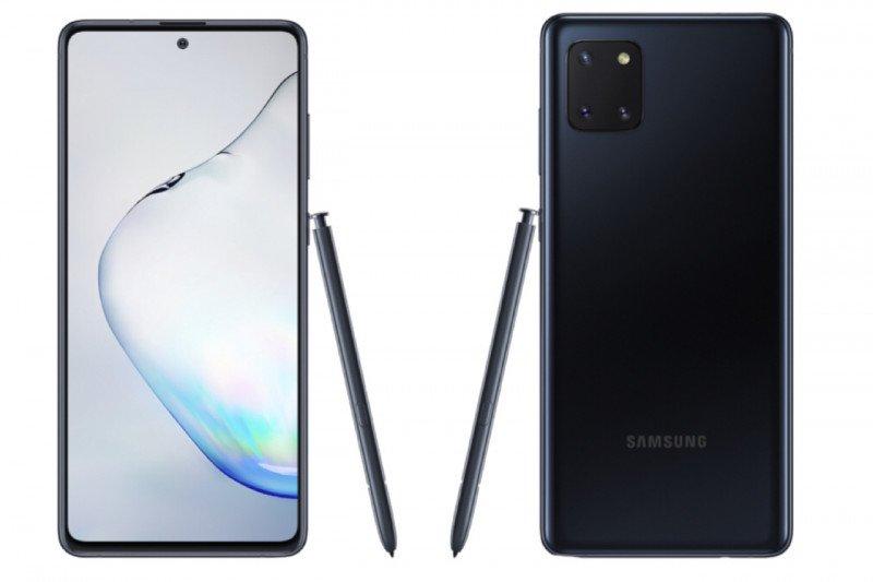 Samsung Galaxy Note 10 Lite diluncurkan, berapa harganya?