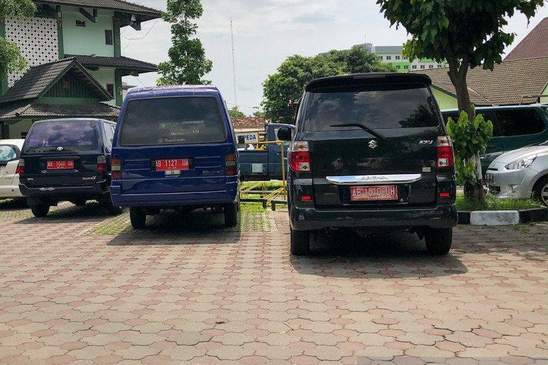 BKAD Yogyakarta cek kendaraan dinas untuk lelang penghapusan aset