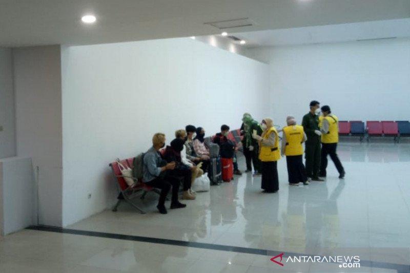 Tujuh mahasiswa Sumsel dari  China tiba di Palembang