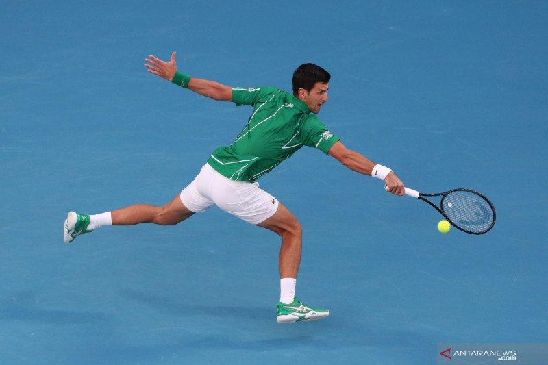Novak Djokovic raih juara Australia Open 2020