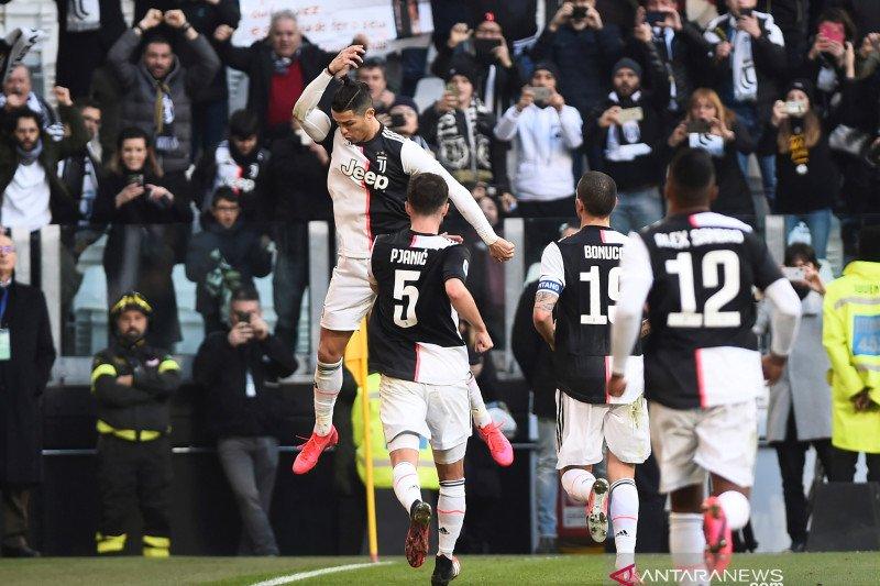 Juve mulai panggil seluruh pemainnya terkait Serie A kembali bergulir ditengah COVID-19