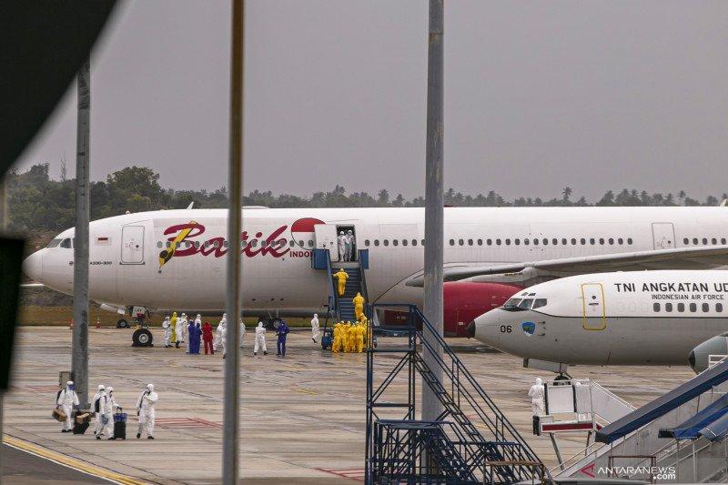 Kemenhub pastikan maskapai ikuti mitigasi pesawat dari Wuhan Cina