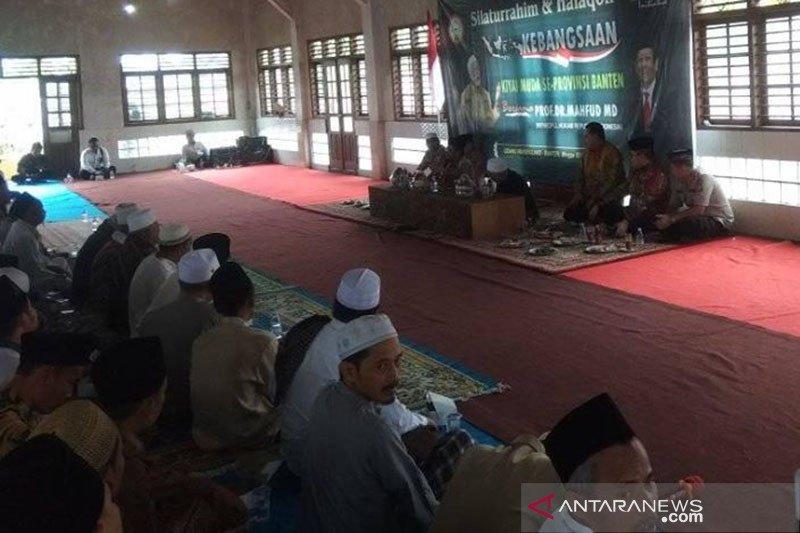 Mahfud MD: Presiden Jokowi sangat perhatikan pesantren