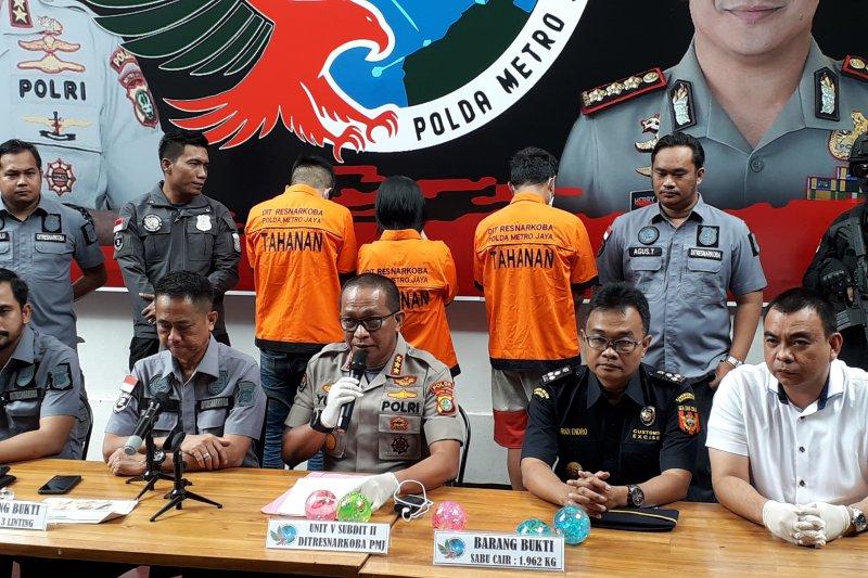 Polisi periksa narapidana pengendali kiriman  narkoba internasional