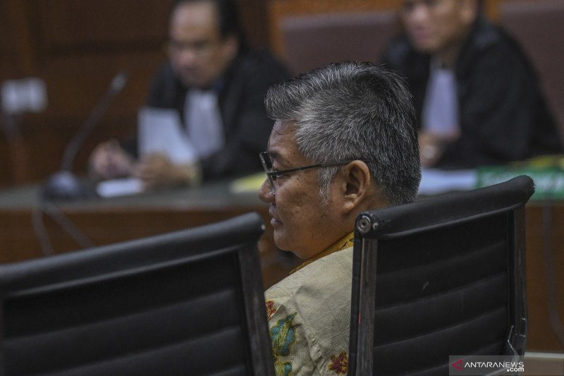 Suap kepala kantor pajak, pengusaha ini dituntut 4 tahun penjara