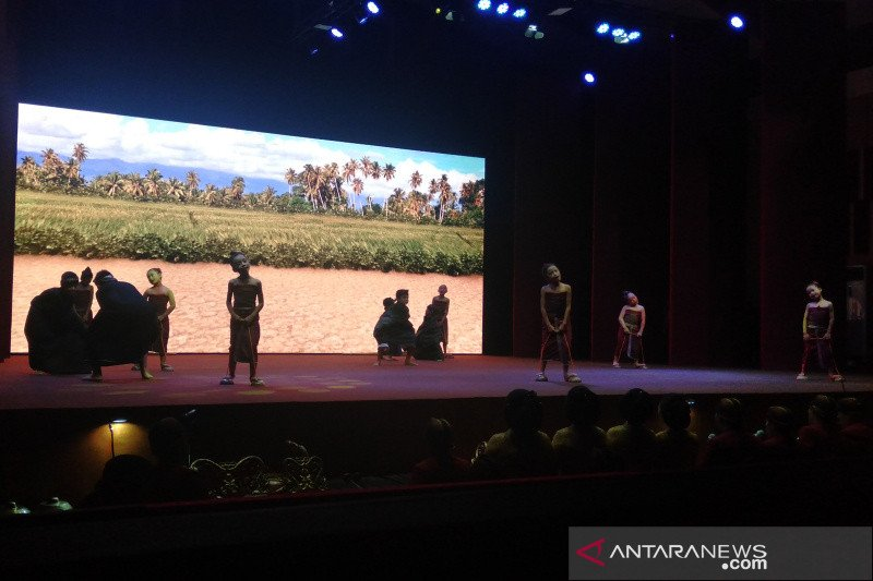 Galuh Grup Klaten lestarikan budaya Jawa melalui teater