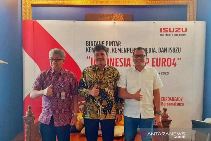 Isuzu Indonesia siap songsong era EURO 4