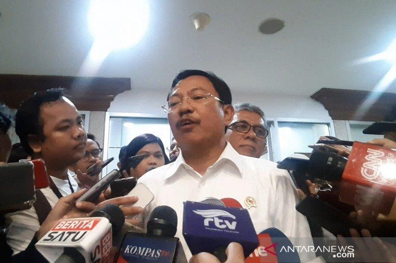 Menkes sebut Isolasi WNI dari Wuhan ke kapal perang tidak manusiawi