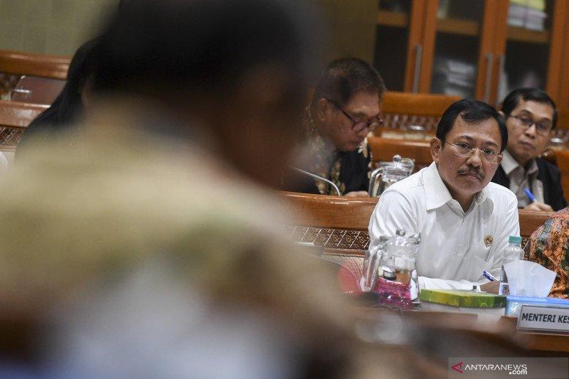 Isolasi WNI dari Wuhan ke kapal perang tidak manusiawi, kata Menkes Terawan