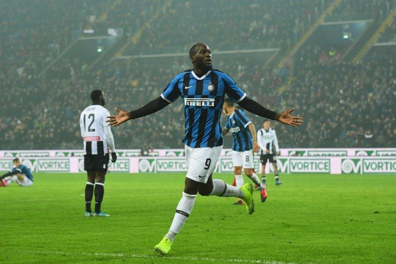 Lukaku antar Inter Milan kembali ke peringkat kedua usai kalahkan Udinese