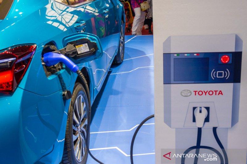Toyota-Panasonic bikin pabrik baterai EV