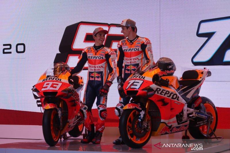 Alex Marquez targetkan 2020 raih gelar Rookie of The Year MotoGP