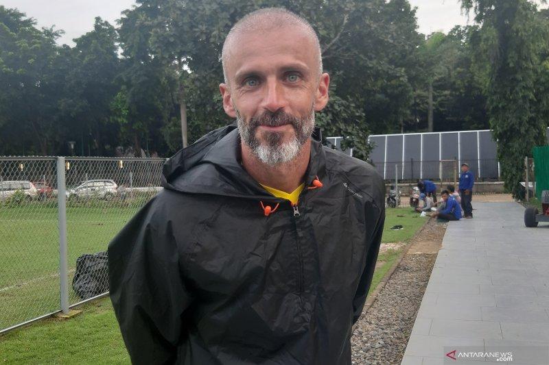 Eduardo Perez mundur dari kursi pelatih PSS