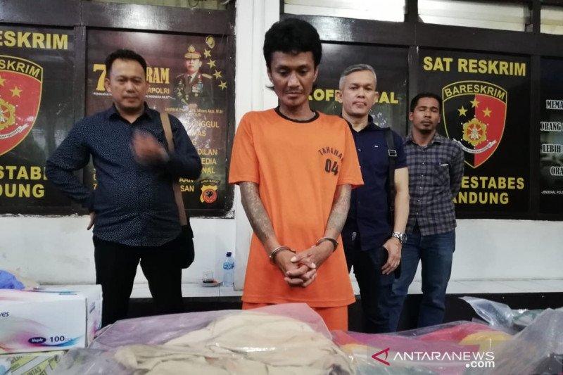 Seorang juru parkir bunuh PSK di hotel di Bandung