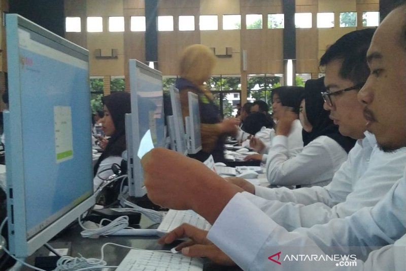 835 kuota CPNS Pemkab Garut diperebutkan 18.755 peserta