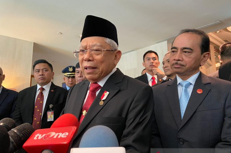 Wapres harap kerja sama Indonesia-Singapura dapat temukan vaksin corona