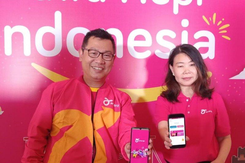 Anteraja Jasa Pengiriman Berbasis Aplikasi Bidik 18 Juta Paket 2020 Antara News