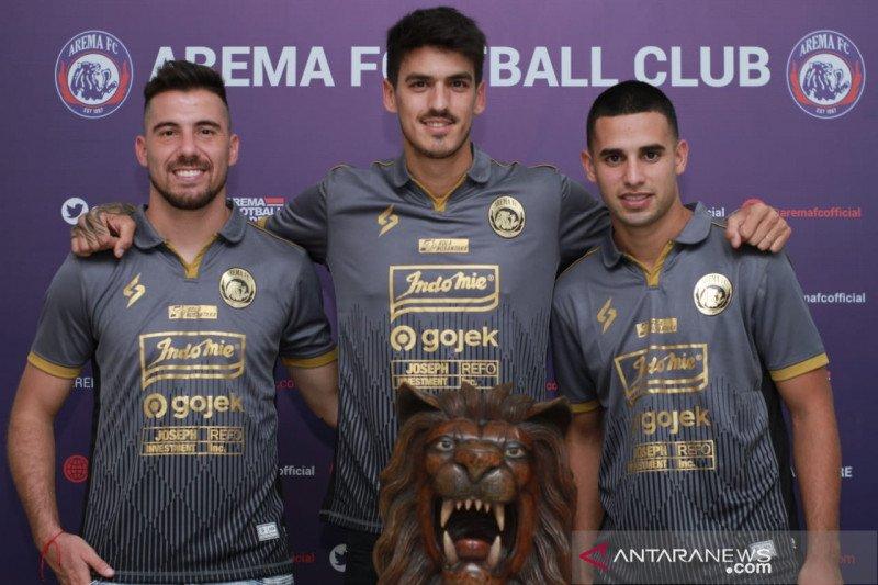Arema FC waspadai kekuatan Persija dan Persela di ajang Piala Gubernur Jatim